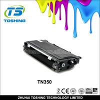 Hot sale compatible black toner TN-350 TN 350 TN350 for brother Fax 2820 MFC7420 MFC 7440 MFC-7440 MFC7440 printer