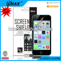 Top selling accessory for Apple iPhone 5c,5c screen protector oem/odm (Anti-Glare)