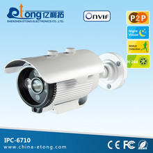 Factory price PC web iPhone Android P2P 720P HD H.264 ip camera