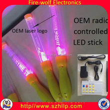 Singapore High Lighted lite stick with LEDs