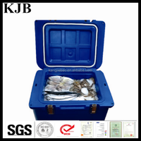 KJB-L25 ROTATIONAL MOULDING COOLER BOX,THERMO ICE COOLER BOX,LOCKING ICE COOLER BOX
