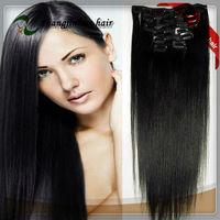 alibaba express dropship Malaysian hair extensions clip on hair extensions