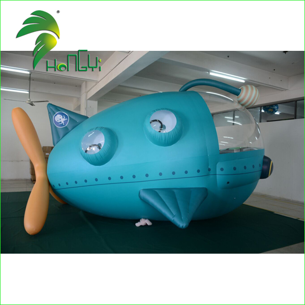 inflatable rc airship2