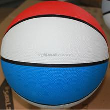 Fashion best sell phthalate free rubber basketball