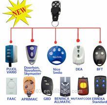 mc 042 rf ejemplar faac mando a distancia