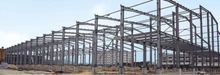 prefabricated steel structure buildings made in China