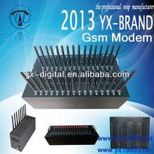 Hot selling wavecom gsm modem, rj45/usb bulk sms modem, 1/8/16/32/64 gsm modem gsm modem 8 sim card slots