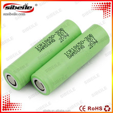To become your reliable wholesale suppliers of samsung 18650 3000mah rechargeable batteries/3.7v original 30B samsung batteries