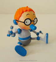 Manufacturer OEM animation action figure, plastic anime figure with high quality