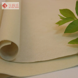 China Supplier Nonwoven backing Flock Fabric/ Velvet for Drawstring Bag