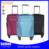 Ladies fashion new 24inch luggage bag business travel trip trolley luggage waterproof nylon luggage set