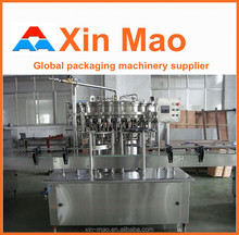 high quality alu can filling and sealing machine for water production line