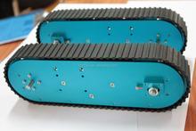 A set of Tracked Wheels(Tank Wheel) 2 pieces robot kits