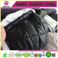 polyester fabric quilted artificial cotton