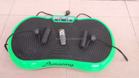 Electric body massage vibrator weight loss machine burning fat AMA-009C
