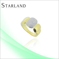 Silver Thailand Wholesale In Bangladesh Ring Brazilian Gold Jewelry Wholesale 18K Gold Full Set