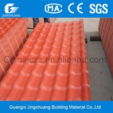 spanish asa synthetic resin roof tile, View spanish tile