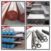 Din1.2714 hot rolled/ forged steel round bar,din1.2714 steel block