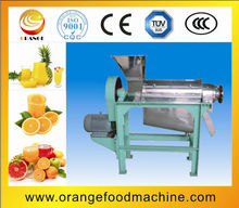 Stainless steel Spiral Juice Extractor for Fruit and Vegetable with favorable price