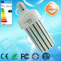 Perfect design SMD2835 mogul base e40 150W led corn light bulb replacement 750W Metal Halide / HPS provide UL FCC SAA