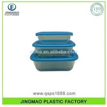 3PC Plastic Food Box Set hot food lunch box