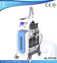 Multi function Oxygen+ Hydrodermabrasion+ LED light therapy machine