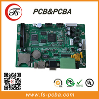 electrical circuits multilayer pcba board