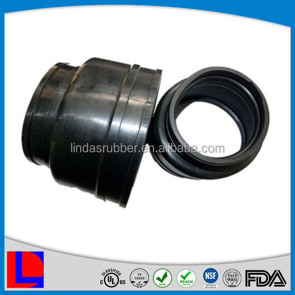 good quality custom-made epdm rubber sleeves
