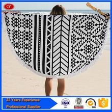 Brand new large round beach towel with great price