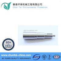 CNC high quality metal wheel shaft