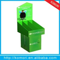 Komori cardboard card display