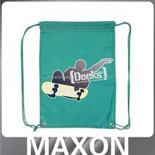 Guangzhou factory cartooon school polyester bag for girls