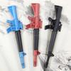 Innovative products promotional plastic pen pen gun