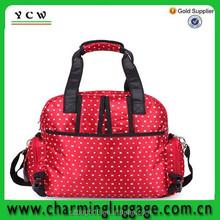 cool travel tote crib diaper bag/western diaper bags