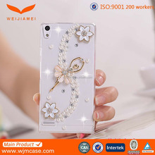 For Iphone6 Crystal Bling Mobile Phone Cover