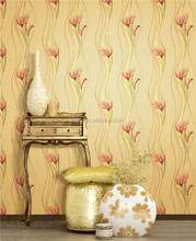 Gold Foil with New designed wall paper / Wallcoverings / Wallpaper