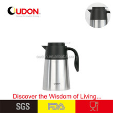 Hot selling stainless steel thermos tea set/coffee pot