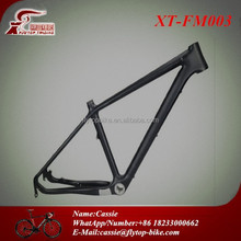 2015 Super light Made in china toray carbon t700 bikes frames carbon MTB frame