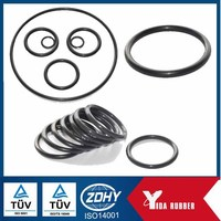 China supplier! Various size Rubber O Ring Seal-Rod Step Seals For Machinery Seals