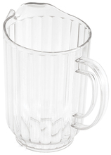 wholesale hotel kitchen plastic clear water pitchers