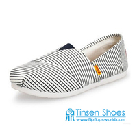fashion printing canvas overseas shoes