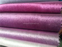 purple flocked velvet fabric sofa , bar chair and sofa , hotel cushion cover