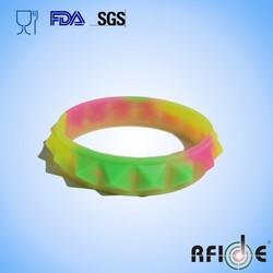 silicon wrist strap
