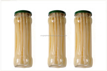 Canned vegetable/ canned white Asparagus