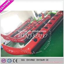 leer de color utiliza inflatablebanana barcos para la venta
