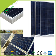 50W~320W poly sola panel with best factory price per watt