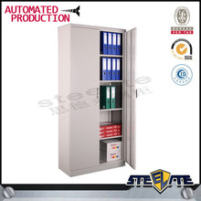 2015 New Product Good Selling Knock Down Metal Wardrobe Cabinet