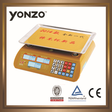 ACS-30 electronic food price computing digital weighing scale YZ-987