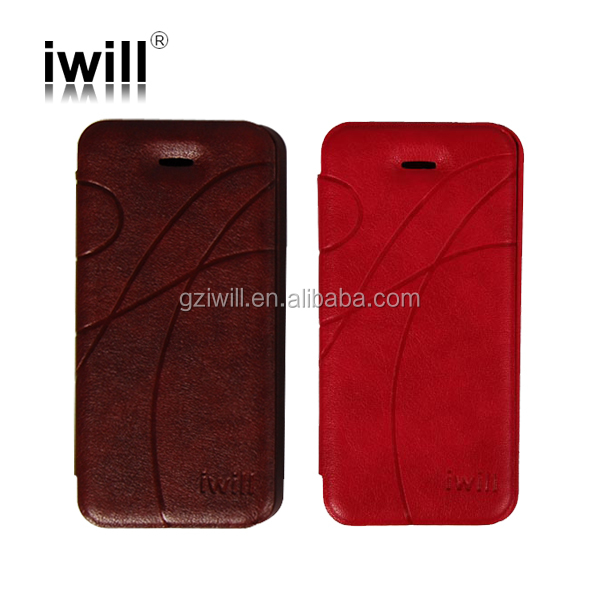 High quality PU leather case for ipnones