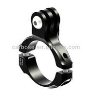 Bike mount for action sport camera Gopro Hero 3+ black edition with Satrdard mount for motobike